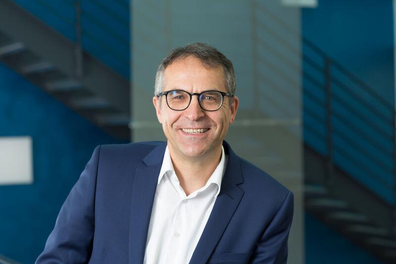 Gebhard Gentner, Geschäftsführer Stadtwerke Schwäbisch Hall GmbH